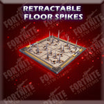200 x Retractable Floor Spikes (144 God Rolled)