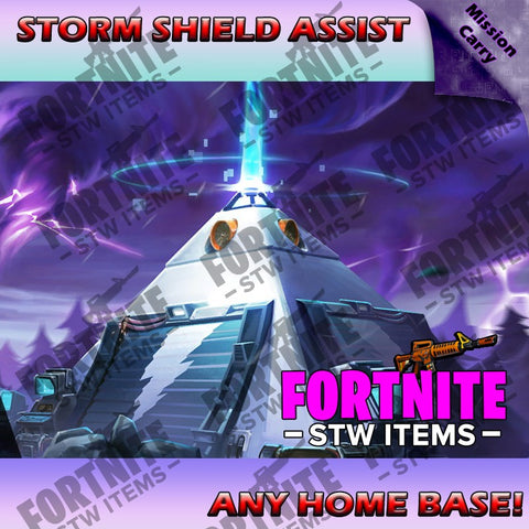 Storm Shield Defence Help