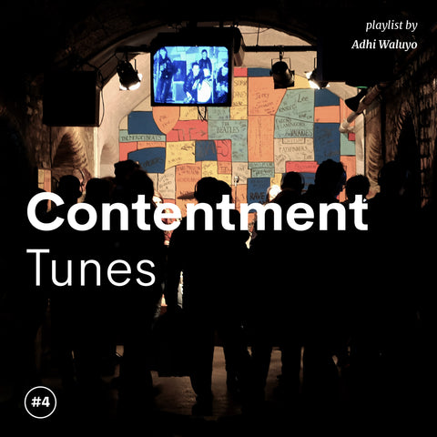 Interview Contentment Tunes: Adhi Waluyo