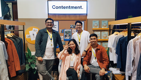 Contentment Co-Founders
