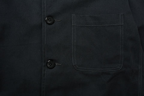 Twill Grey Shacket