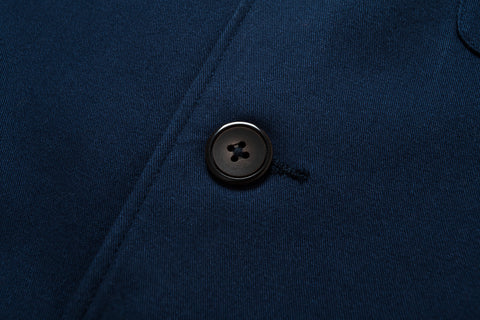 Twill Navy Work Jacket