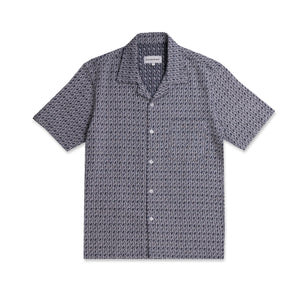 Relaxed Textural Weave Shirt