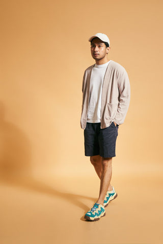 Comfort Cardigan - Cloud