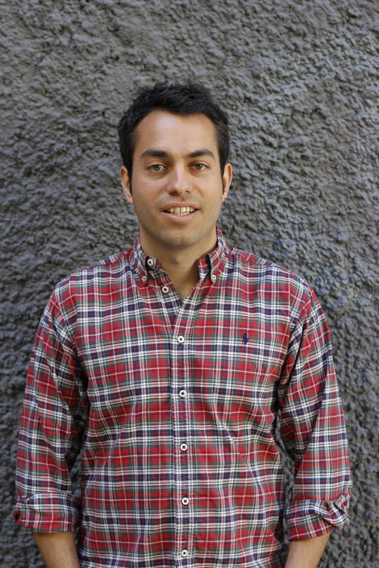 Alberto Jimenez (co-Fundador y co-CEO)