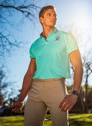 Dry-Fit Golf Polo