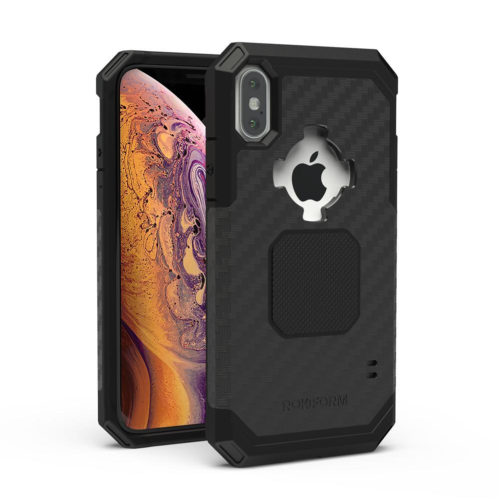 iPhone XS/X/XR - Rokform Rugged Case