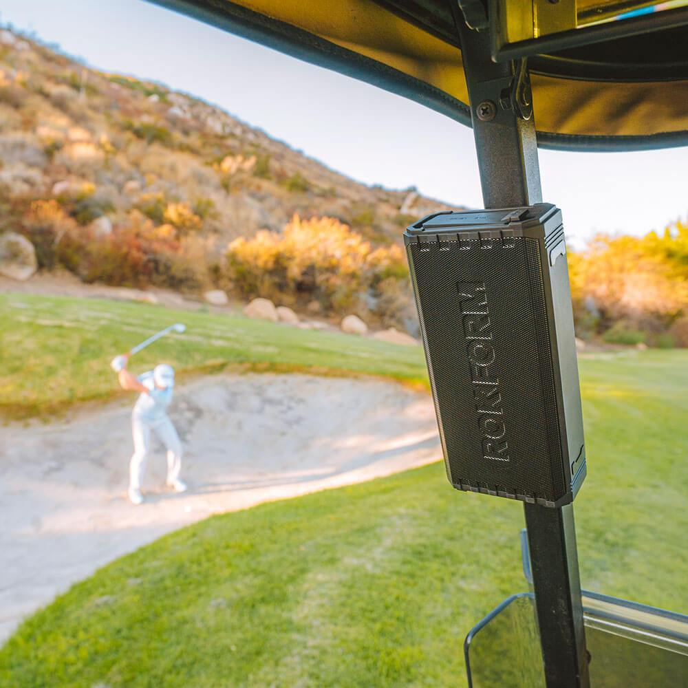 G-ROK Portable Wireless Golf Speaker