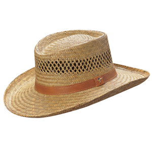 Dorfman Pacific Murray Golf Hat - Natural