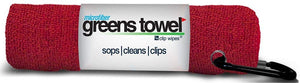 Clip Wipes Microfiber Greens Towel