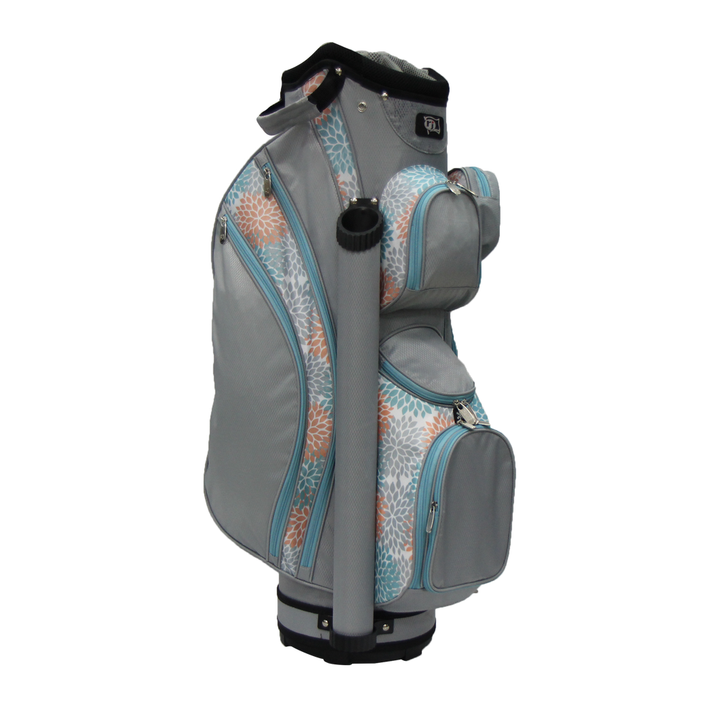 RJ Sports - LB-960 - 9'' LADIES CART GOLF BAG