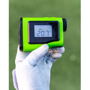 Green Golf Rangefinder