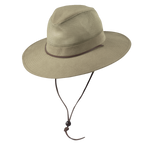 Dorfman Pacific Traveler Golf Hat - Khaki