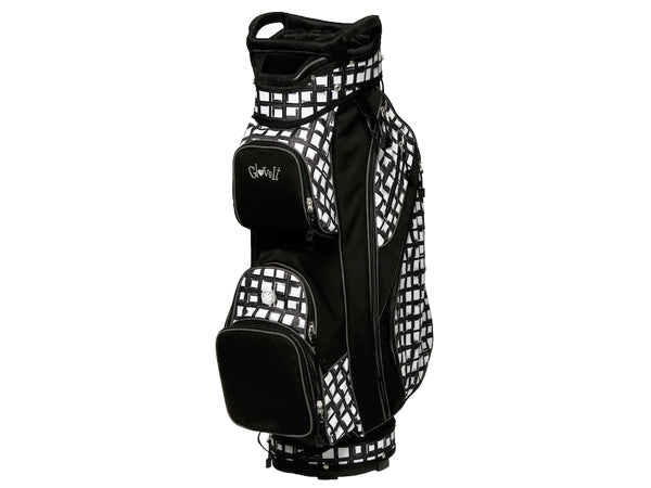 ABSTRACT PANE Women's Golf Bag