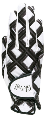 ABSTRACT PANE Women's Golf Glove