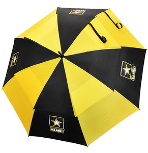 "Hot-Z Military 62"" Double Canopy Umbrella"