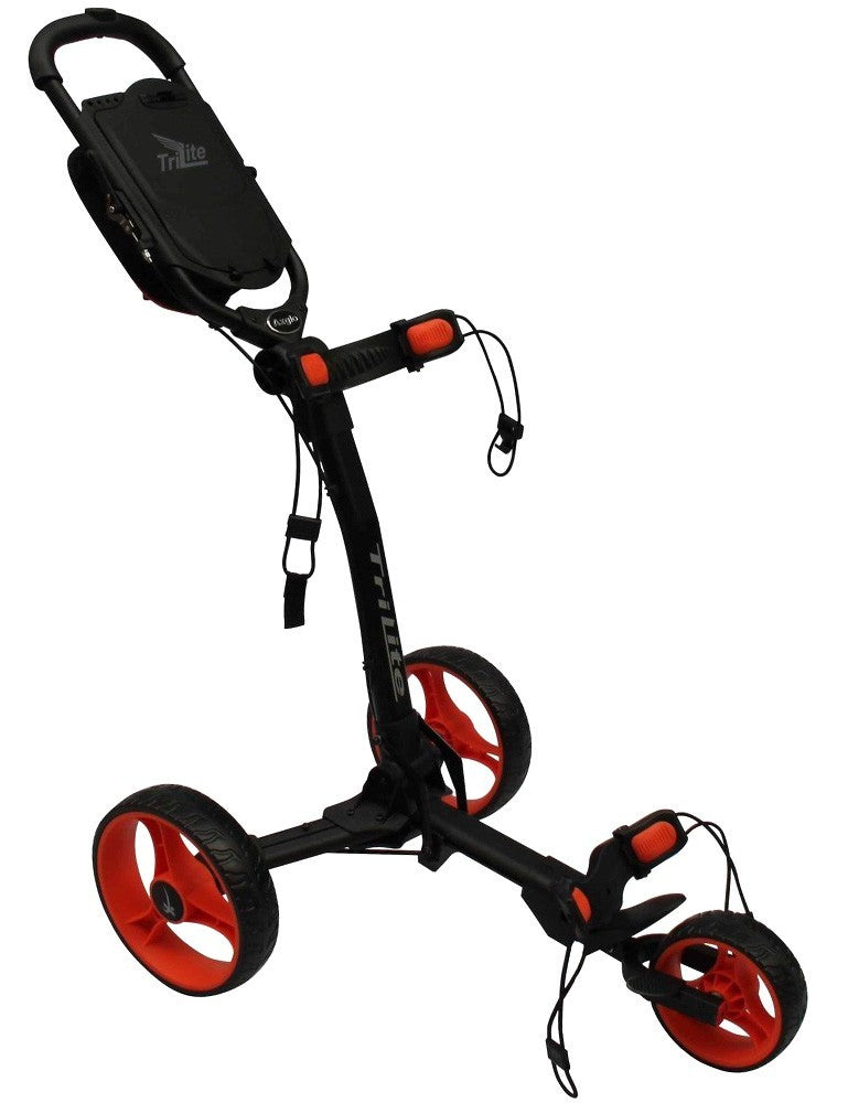 Axglo Golf- Trilite Golf Push Cart
