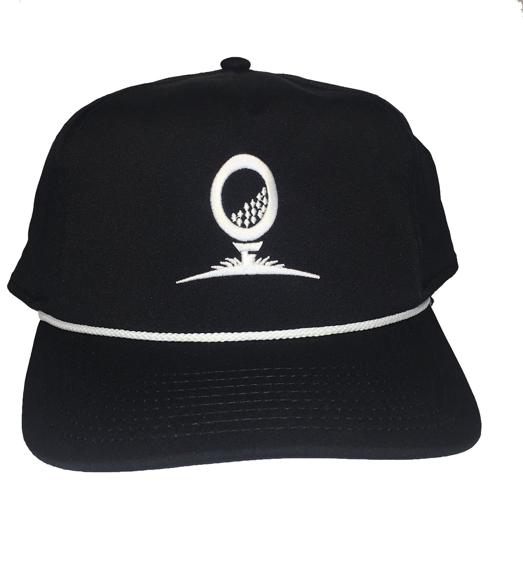 "Bye Bye Bogey - ""Back Nine"" Snapback Golf Hat"