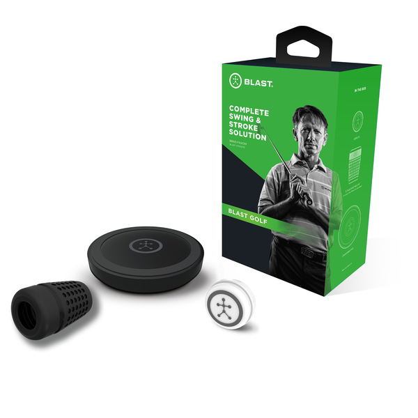 Blast Motion Golf Swing Sensor & Analyzer