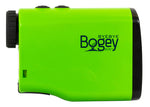 Bye Bye Bogey - Pro 600 Laser Golf Rangefinder with Vibrating & Slope Adjusting Technology