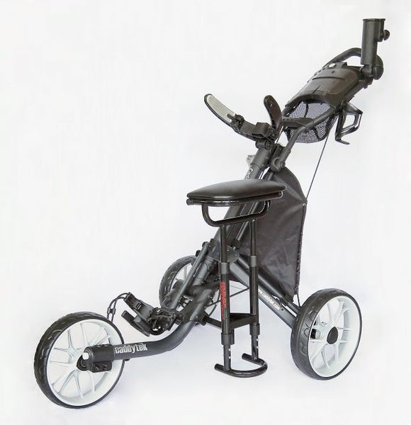 CaddyTek Removable Seat for CaddyLite EZ series golf push cart