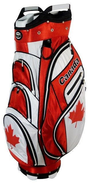 Hot-Z Flag Cart Bag Canada