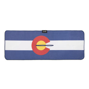 Mile High Golf Towel