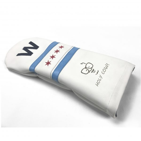 "Duraleather Fly the ""W"" Cubs Headcover"