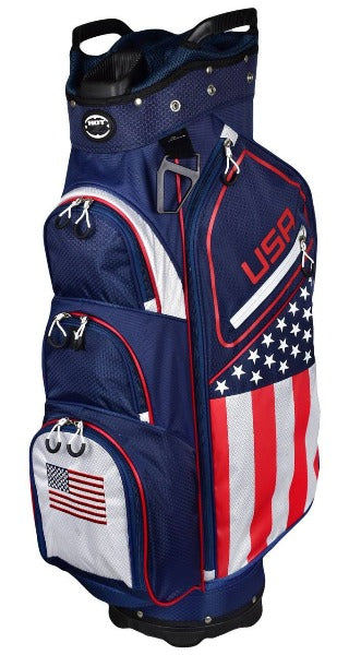Hot-Z 2020 Flag Cart Bag USA