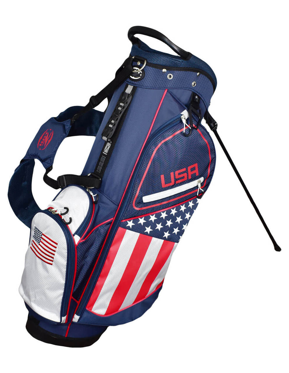 Hot-Z 2020 Flag Stand Bag USA