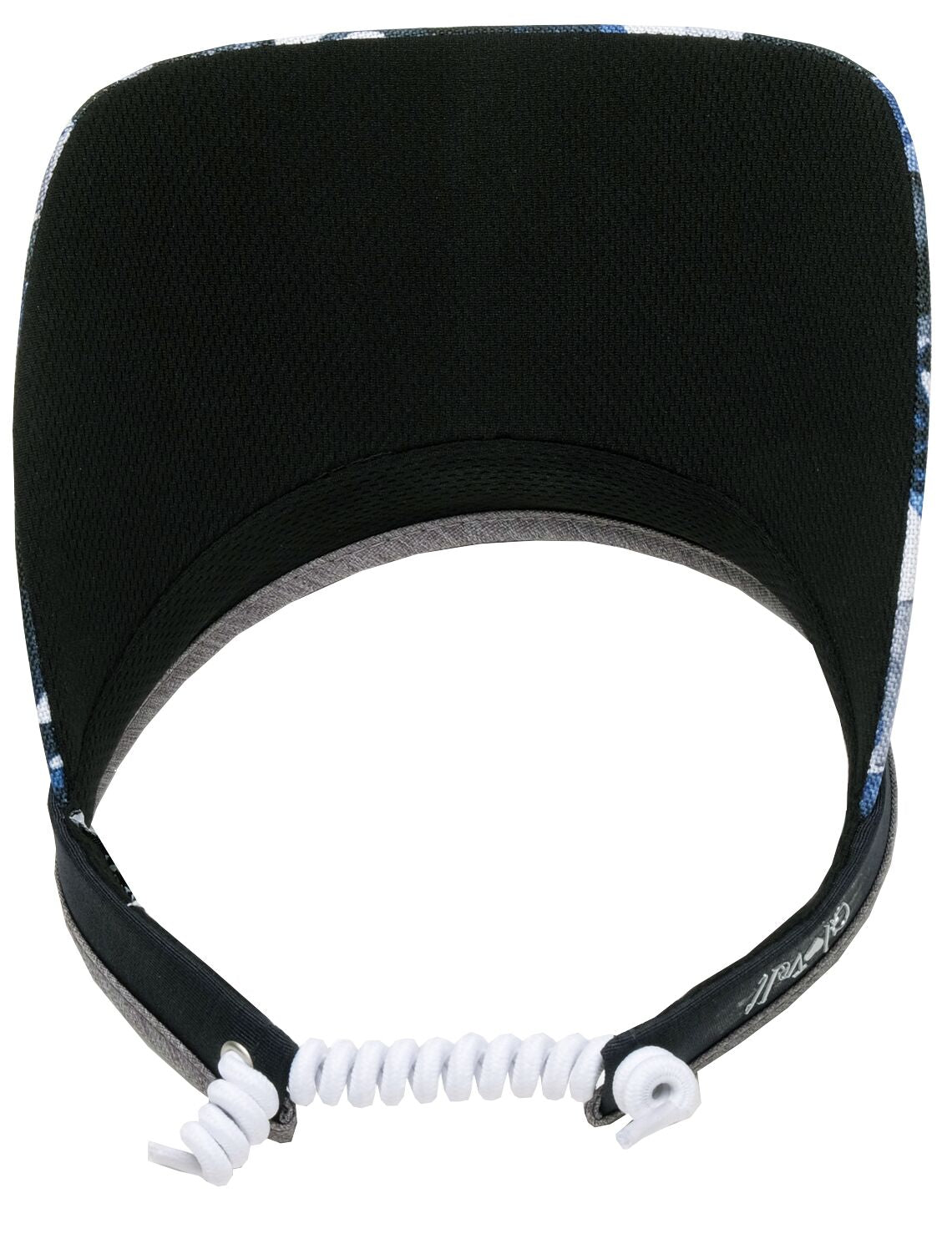 INDIGO POPPY Women's Golf Visor