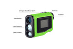 Vibrating Golf Rangefinder
