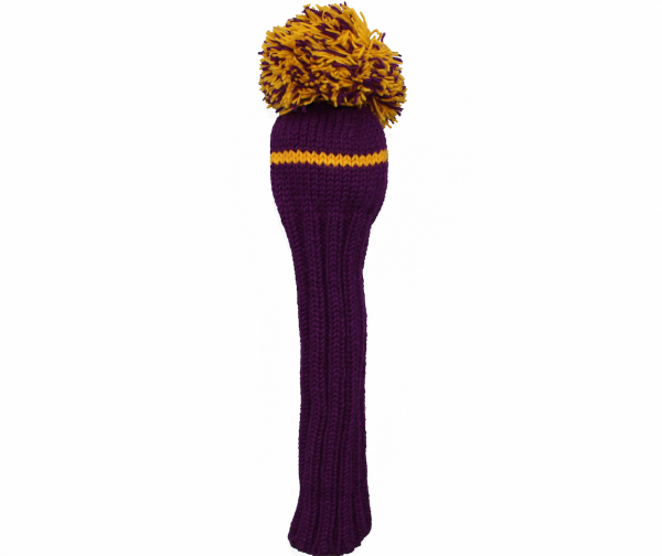 Knit Driver Golf Headcover