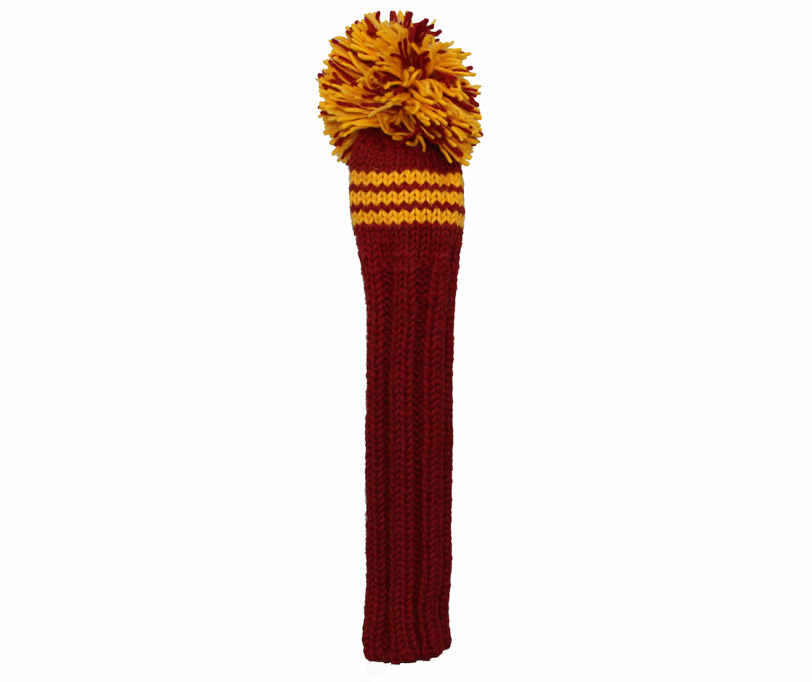 Knit Golf Headcover