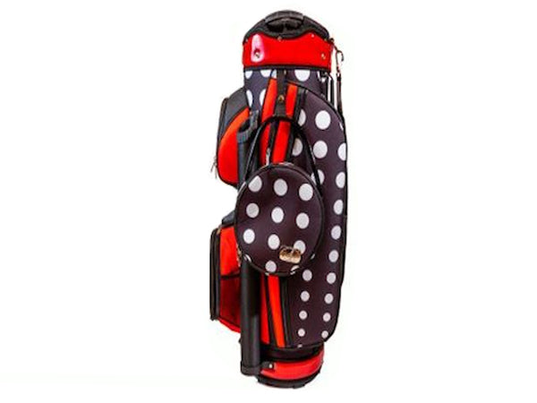 Sassy Caddy - Monte Carlo Women's Golf Cart Bag