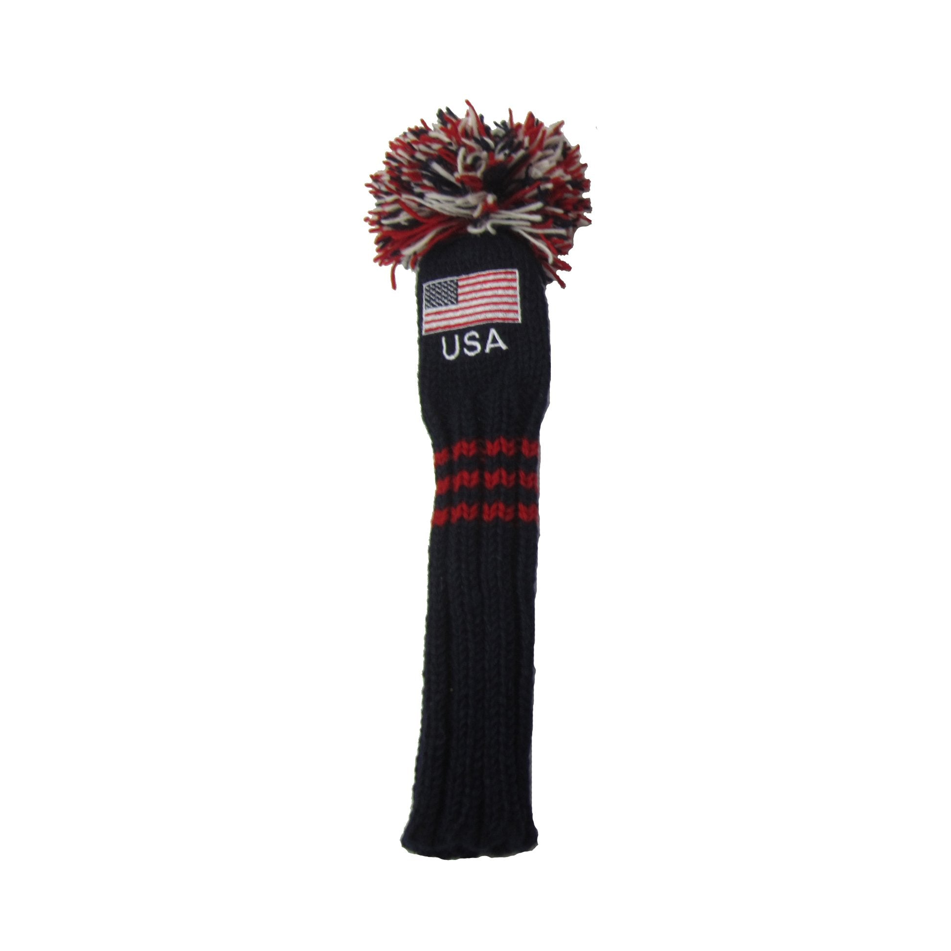 Old Glory – Knit Headcover