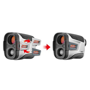 CaddyTek Golf Laser Rangefinder, CaddyView V2 +Slope FlagSeeking