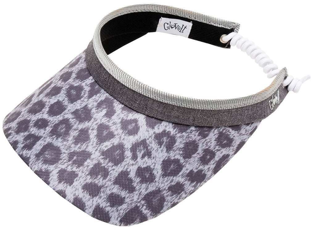 SNOW LEOPARD Women's Golf Visor