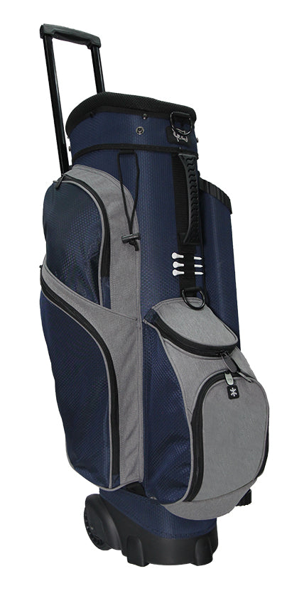 RJ Sports Spinner X - 14 WAY TRANSPORT GOLF BAG