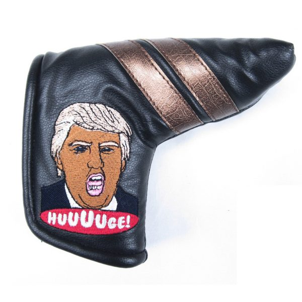 Donald Trump Duraleather Putter Cover