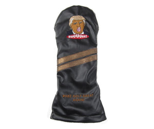 Donald Trump Duraleather Golf Headcover