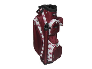 "RJ Sports Paradise - 9"" Deluxe Ladies Golf Cart Bag"