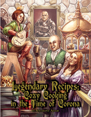 Legendary Recipes from Legendary Games