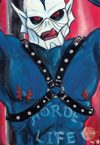 Leather Daddy Hordak