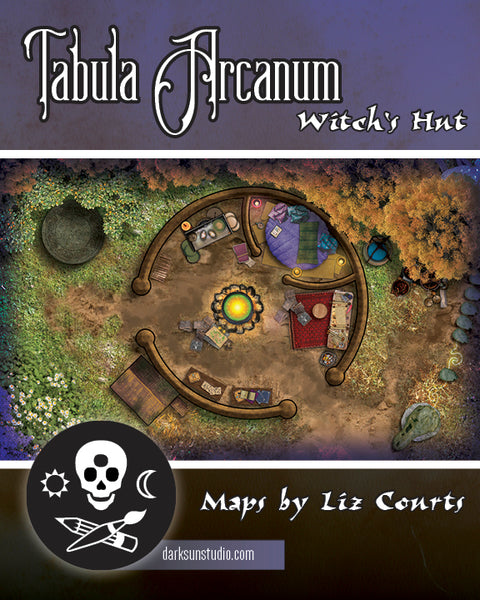 Tabula Arcanum: Witch's Hut