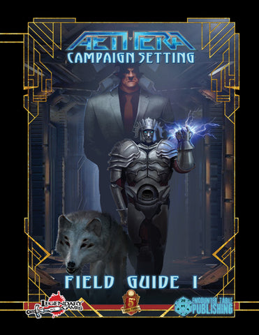 Aethera Field Guide