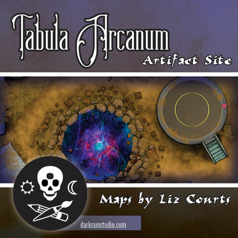 Tabula Arcanum: Artifact Site