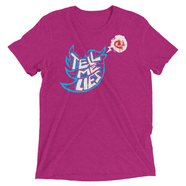 Tell Me Lies: Short Sleeve T-Shirt