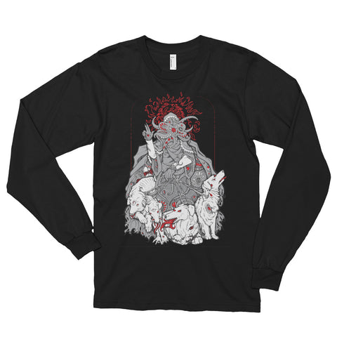 Keeper at the Gates: Long Sleeve T-Shirt
