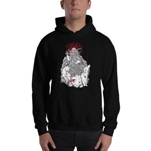 Keeper at the Gates: Hooded Sweatshirt